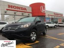 Used 2013 Honda CR-V LX, original roadsport beauty SOLD for sale in Scarborough, ON