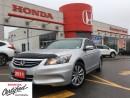Used 2011 Honda Accord Sedan EX, low mileage, original roadsport car for sale in Scarborough, ON
