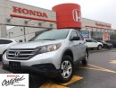 Used 2014 Honda CR-V LX, one owner, clean carproof for sale in Scarborough, ON