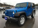 Used 2015 Jeep Wrangler Sport - Dual Tops - Handsfree for sale in Norwood, ON