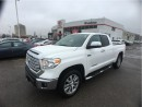 Used 2016 Toyota Tundra Limited 5.7L V8 CrewMax w/ 4WD, Navi, Leather for sale in Etobicoke, ON