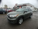 Used 2015 Toyota Highlander Limited 7 Seater w/ AWD, Navi, Leather, Panoramic for sale in Etobicoke, ON
