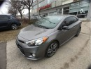 Used 2014 Kia Forte Koup SX LUX, Navigation, Leather for sale in Mississauga, ON