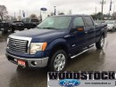 Used 2012 Ford F-150 XLT SuperCrew 4WD for sale in Woodstock, ON