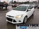 Used 2014 Ford Focus Hatchback SE for sale in Woodstock, ON