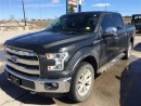 Used 2016 Ford F-150 Lariat 4X4 LEATHER NAV HEATED AND COOLED SEATS CHR for sale in Orillia, ON