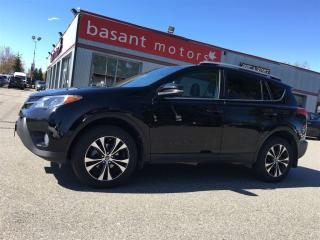 Used 2015 Toyota RAV4 XLE, Nav, Backup Camera, Heated Seats!! for sale in Surrey, BC