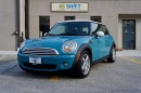 Used 2009 MINI Cooper CRUISE CONTROL, BLUETOOTH, ACCIDENT FREE for sale in Burlington, ON