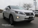 Used 2013 Lexus RX 350 ULTRA PREMIUM 1 for sale in Richmond, BC