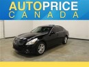 Used 2010 Infiniti G37 X AWD MOONROOF LEATHER XENON for sale in Mississauga, ON