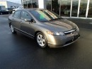 Used 2007 Honda Civic Sdn LX for sale in Courtenay, BC
