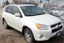 Used 2011 Toyota RAV4 LIMITED Sunroof Leather Loaded for sale in Brampton, ON