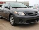 Used 2011 Toyota Corolla for sale in Edmonton, AB