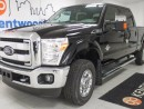 Used 2016 Ford F-350 Lariat with leather, NAV, power moonroof, remote start in a 6.7L V8 Diesel for sale in Edmonton, AB