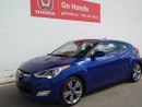 Used 2012 Hyundai Veloster HATCH, AC, CRUISE, NAVI for sale in Edmonton, AB