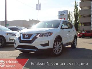 Used 2017 Nissan Rogue S l AWD l Demo Priced! for sale in Edmonton, AB