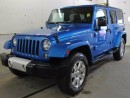 Used 2014 Jeep Wrangler Unlimited Sahara 4x4 - GPS Navigation - Heated Front Seats for sale in Edmonton, AB