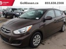 Used 2015 Hyundai Accent GLS for sale in Edmonton, AB