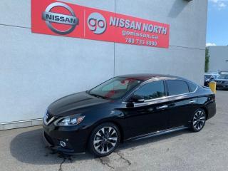 Used 2017 Nissan Sentra SR Turbo 4dr FWD Sedan for sale in Edmonton, AB