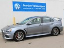 Used 2013 Mitsubishi Lancer Evolution GSR for sale in Edmonton, AB