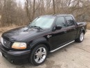 Used 2002 Ford F-150 Harley Davidson Edition for sale in Paris, ON