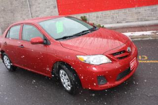 Used 2011 Toyota Corolla CE for sale in Cornwall, ON