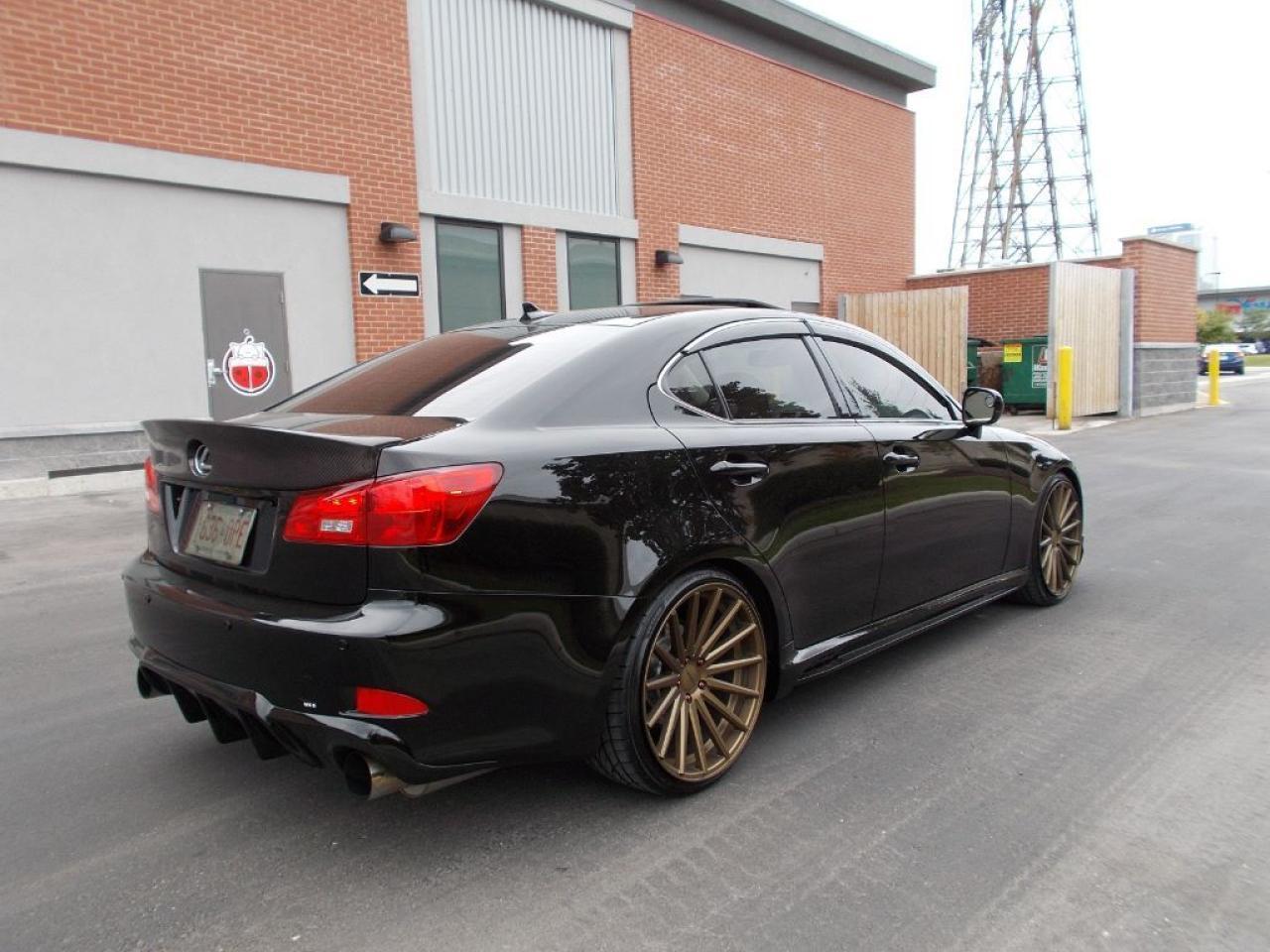 Used 2008 Lexus Is 350 Sold For Sale In Etobicoke