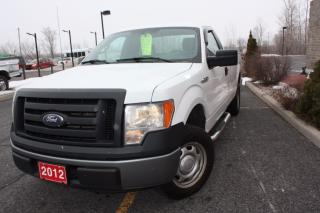 Used 2012 Ford F-150 XL for sale in Cornwall, ON