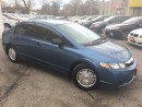 Used 2009 Honda Civic DX-G/AUTO/LOADED/ALLOYS for sale in Scarborough, ON