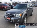 Used 2012 Ford Escape Limited  - Leather Seats -  Bluetooth -  Heated Se for sale in Woodstock, ON