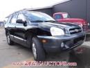 Used 2005 Hyundai SANTA FE GL 4D UTILITY 2WD for sale in Calgary, AB