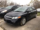Used 2007 Honda Civic DX-G for sale in Brantford, ON