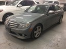 Used 2009 Mercedes-Benz C-Class BASE for sale in Etobicoke, ON