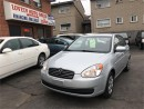 Used 2010 Hyundai Accent L for sale in Hamilton, ON