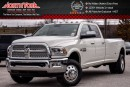 New 2017 Dodge Ram 3500 New Car Laramie|4x4|Diesel|Crew|Dually|Convi.,Snow Plow Prep Pkgs|Sunroof|Leather for sale in Thornhill, ON