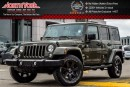 Used 2015 Jeep Wrangler Unlimited Sahara|4x4|Manual|Connect.,DualTop,TowPkgs|Nav|18