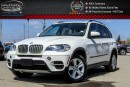 Used 2012 BMW X5 35d|X Drive|Navi|Backup Cam|Bluetooth|Leather|Heated Front seats|18