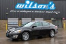 Used 2015 Nissan Altima 2.5S REAR CAMERA! NEW BRAKES! KEYLESS ENTRY! POWER PACKAGE! INFO CENTER! for sale in Guelph, ON