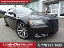 Used 2014 Chrysler 300 ACCIDENT FREE w/ LEATHER, PANORAMIC SUNROOF & NAVIGATION for sale in Surrey, BC