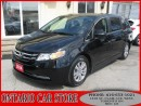 Used 2014 Honda Odyssey EX !!!1 OWNER NO ACCIDENTS!!! for sale in Toronto, ON