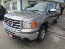 Used 2012 GMC Sierra 1500 'GREAT VALUE' WORKS HARD SLE EDITION 6 PASSENGER 4.8L - V8.. TWO-WHEEL.. CREW CAB.. SHORTY.. CD/AUX INPUT.. KEYLESS ENTRY.. for sale in Bradford, ON