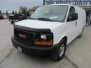 Used 2011 GMC Savana 3/4 TON WORK READY CARGO MOVER 2 PASSENGER 4.8L - VORTEC.. TOW SUPPORT.. IN-BED SHELVING.. TRACTION CONTROL.. for sale in Bradford, ON