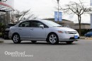 Used 2008 Honda Civic Sdn 4dr Sdn, Power Windows, Sunroof, Climate Controls for sale in Richmond, BC