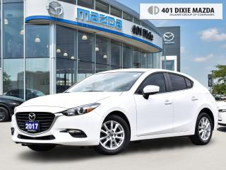 Used 2017 Mazda MAZDA3 GS ONE OWNER| NO ACCIDENTS| NAVIGATION for sale in Mississauga, ON