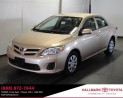 Used 2013 Toyota Corolla 4-door Sedan CE 4A for sale in Mono, ON