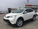 Used 2013 Toyota RAV4 LTD AWD - LEATHER - SUNROOF for sale in Oakville, ON