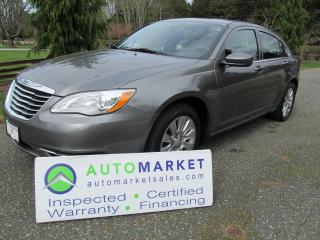 Used 2013 Chrysler 200 FINANCE REGARDLESS OF CREDIT! for sale in Surrey, BC
