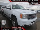 Used 2011 GMC Sierra 2500 HD Denali-One Owner, Airbags with compressor added (suspension) for sale in Lethbridge, AB