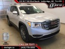 New 2017 GMC Acadia SLT-Heated Leather, Navigation, 6 Passenger for sale in Lethbridge, AB