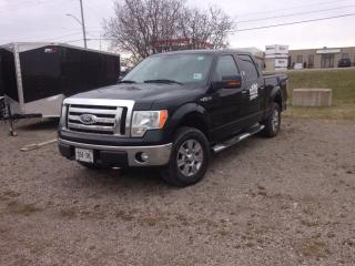 Used 2009 Ford F-150 SUPER CREW for sale in Brantford, ON